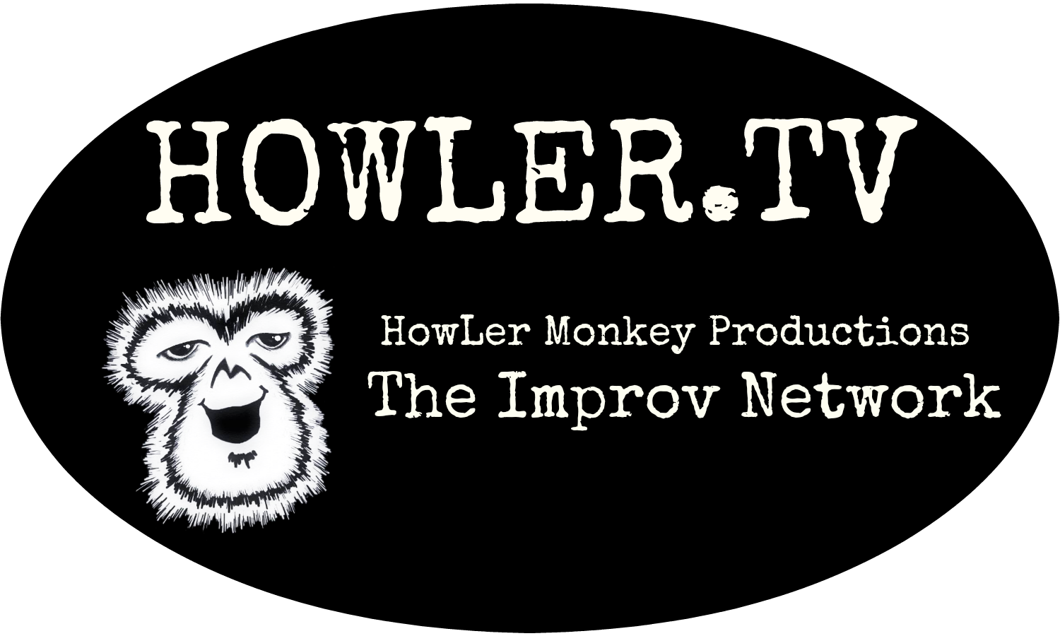 Howler Bumper Sticker
