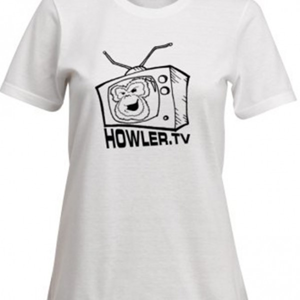 official howler tv women tshirt