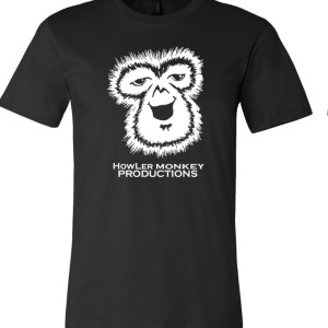 Official Howler Monkey T-shirt