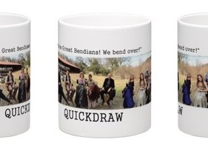 Quickdraw Cast Mug