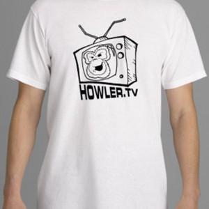 Howler.tv Shirt: Unisex