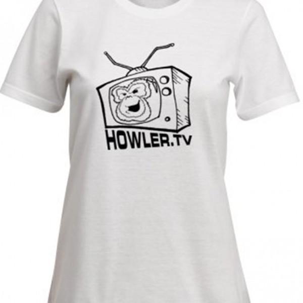official howler tv women tshirt